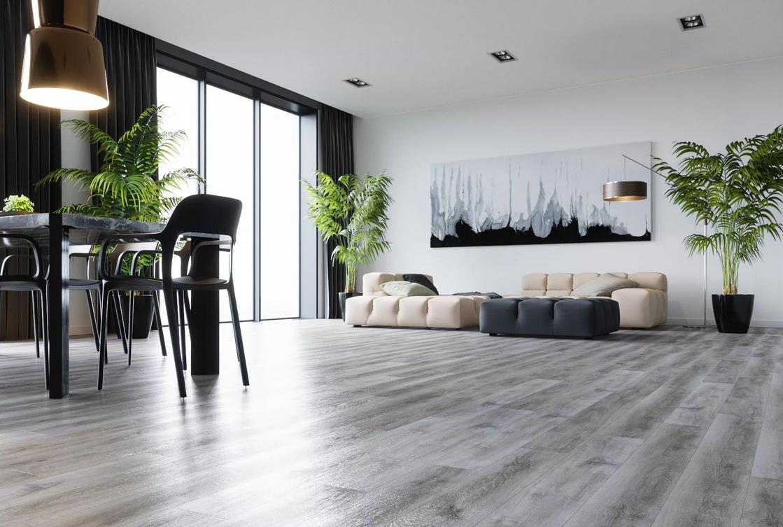Ламинат: надежное напольное покрытие для вашей квартиры
