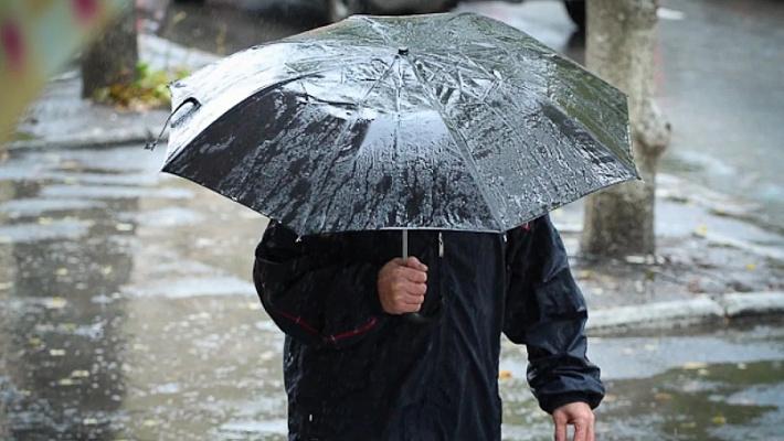 На этой неделе погода в Вологде обещает быть дождливой