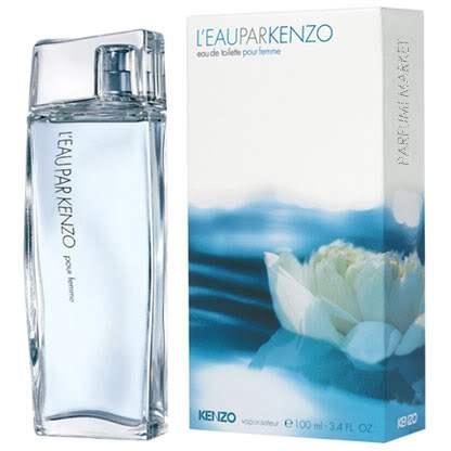 Kenzo L'eau Par Pour Femme - классическая свежесть на женской коже