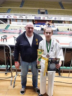Вологодский спортсмен стал бронзовым призером всероссийского турнира по кудо