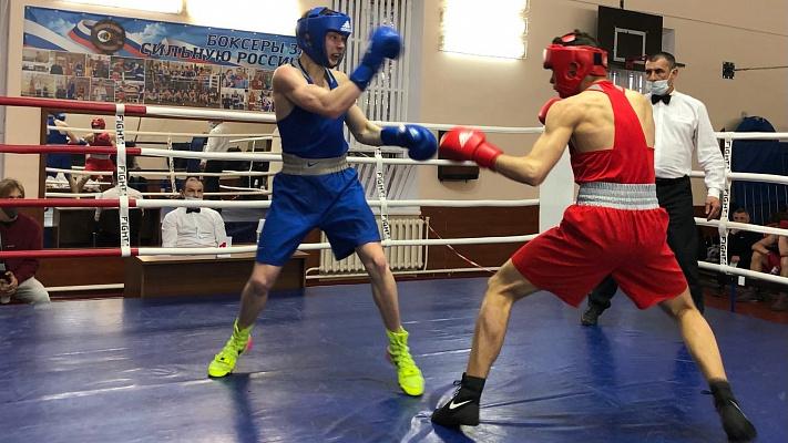 Золотыми призерами стали вологодские боксеры на межрегиональном турнире
