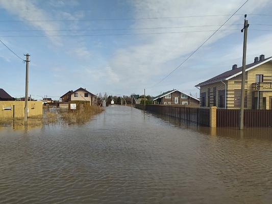 В Вологодском районе с подтопленных территорий эвакуировали 35 человек
