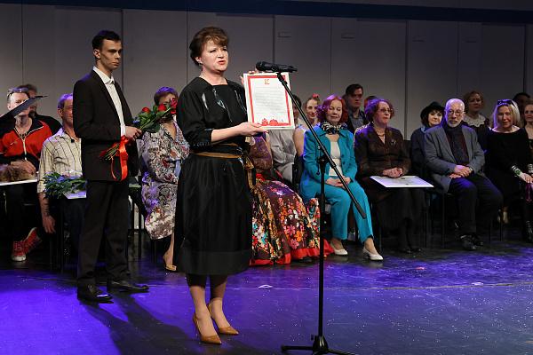 45 лет исполнилось Вологодскому театру для детей и молодежи