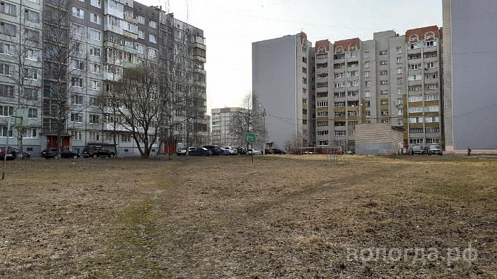 В Вологде проходит голосование за места размещения дополнительных спортивных площадок