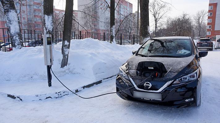 В Вологодской области предложили освободить владельцев электрокаров от транспортного налога