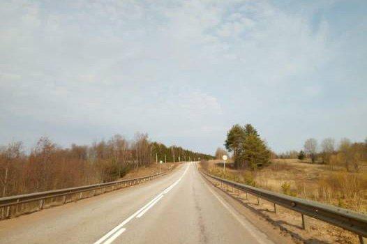В этом году в Вологодской области нанесут более 2100 км разметки
