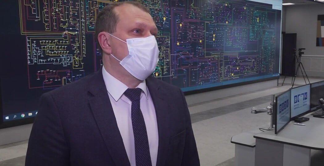 В Вологодской области работает Центр управления электрическими сетями