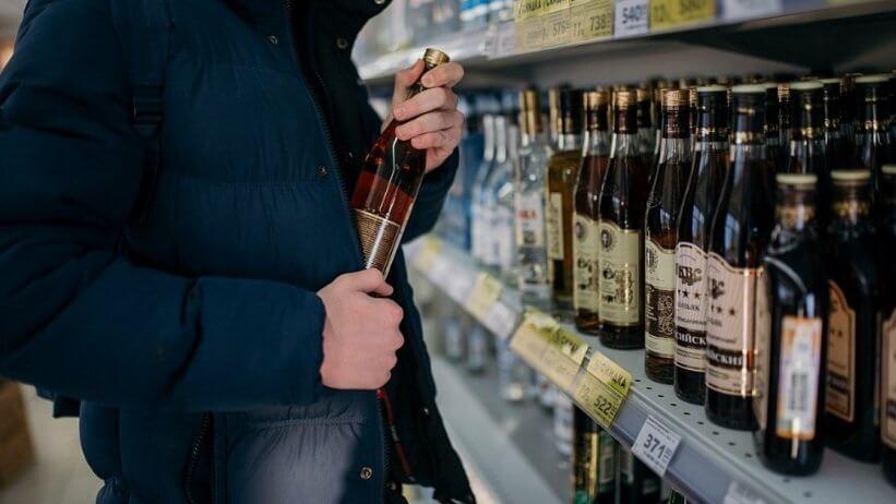 В Вологде парень и девушка попались на краже товаров из магазина