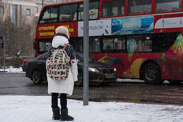 В Вологде начали штрафовать за высадку из автобуса детей без билета